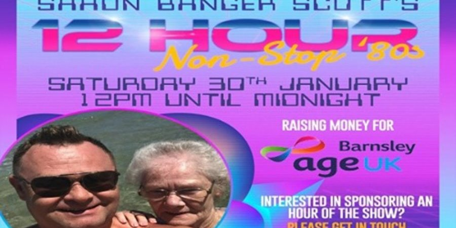 Age UK Barnsley says THANK YOU