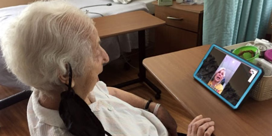 Digital support for carers