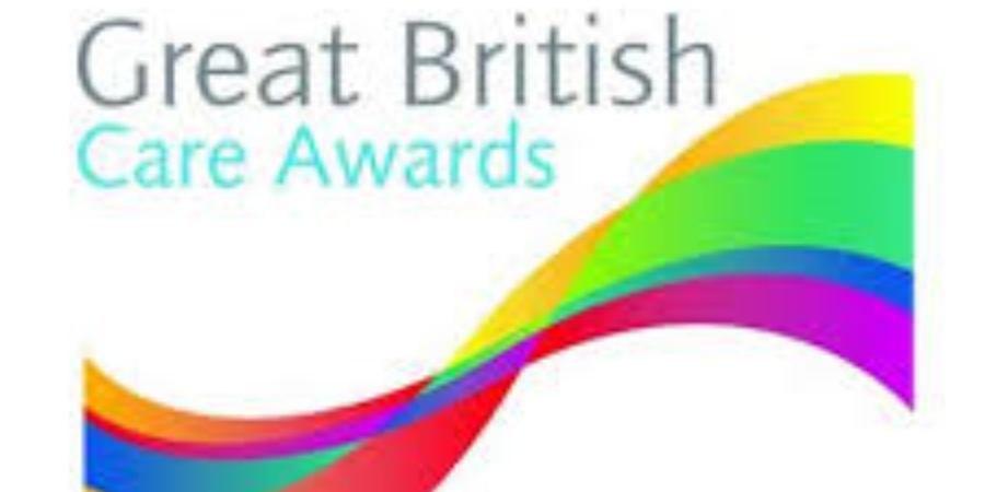 Julie Brown, Butterflies, WINS AT THE GREAT BRITISH CARE AWARDS